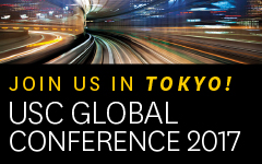 2017 USC Global Conference in Tokyo