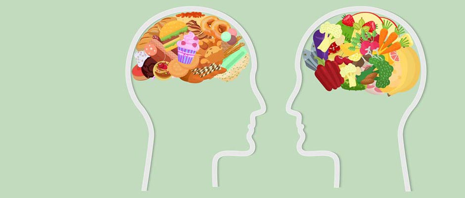 Illustration: Alzheimer's and diet
