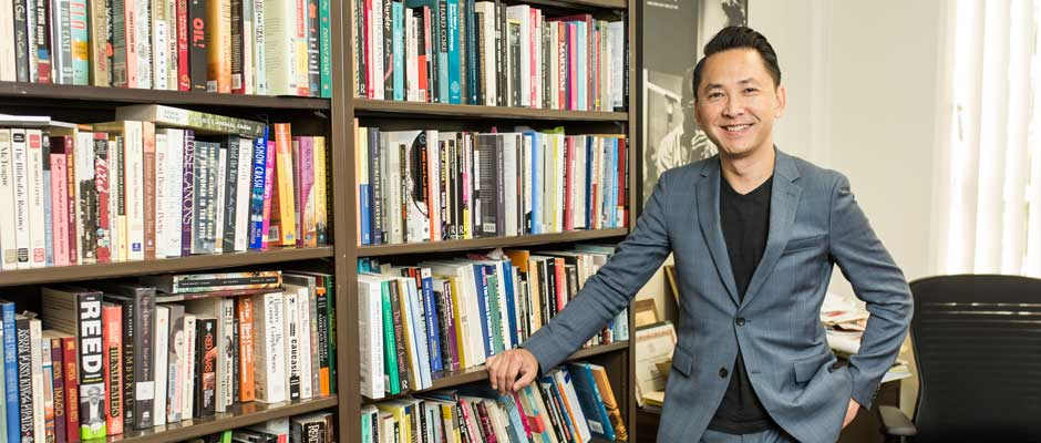 USC's Viet Nguyen is a 2017 MacArthur Foundation Fellow
