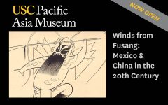 Ad: USC Pacific Asia Museum is now open