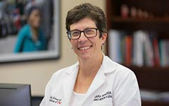 Laura Mosqueda is the first woman to lead the Keck School of Medicine since it was established in 1885.