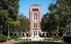 Bobard Administration Building at USC