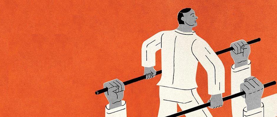 Illustration: Physical therapy and occupational therapy