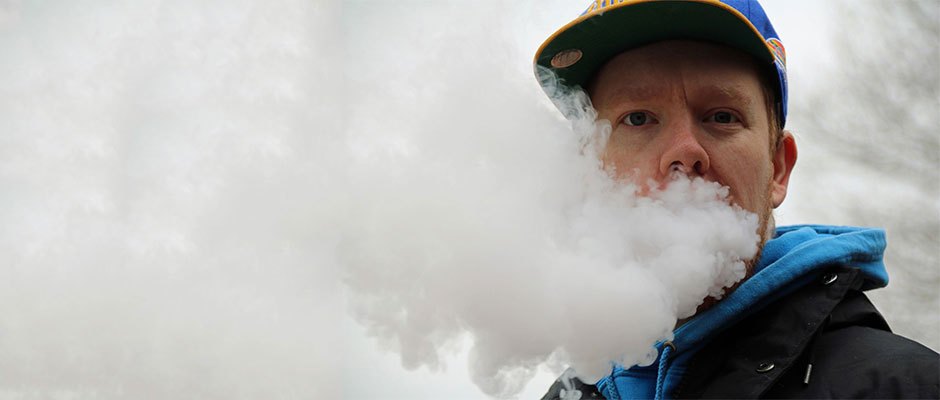 Vaping and DNA