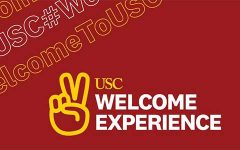 USC Welcome Experience ad