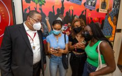 Center for Black Cultural and Student Affairs open house
